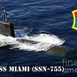 USS MIAMI - Baltzgar