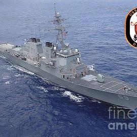 USS MILIUS - Baltzgar