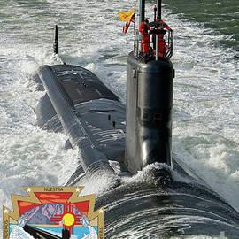 USS NEW MEXICO - Baltzgar