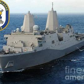 USS NEW ORLEANS - Baltzgar
