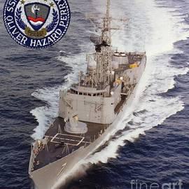 USS OLIVER HAZARD PERRY - Baltzgar