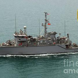 USS RAVEN - Baltzgar