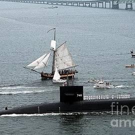 USS RHODE ISLAND - Baltzgar