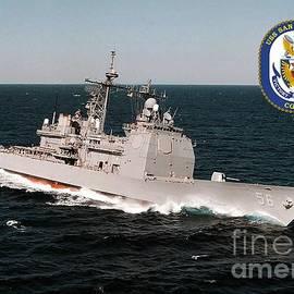 USS SAN JACINTO - Baltzgar