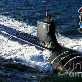 USS SEA WOLF - Baltzgar