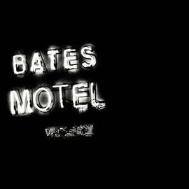 Denise Dube - Vacancy at Bates Motel bw