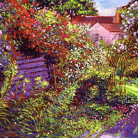 David Lloyd Glover -  Vacation Garden