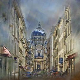 Claude LeTien - Val-de-Grace Church, Paris