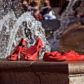 Mary Machare - Valencia - The Red Shoes Project 2