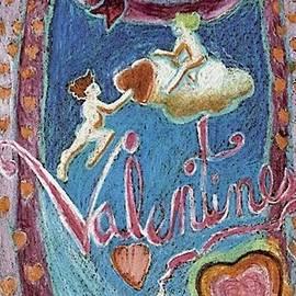 Genevieve Esson - Valentine Cherubs