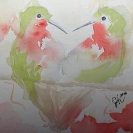 Jane Crouch - Valentines