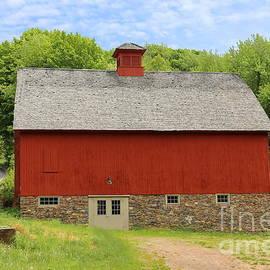 Marcel  J Goetz  Sr - Valley Falls Farm Barn