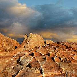 Bob Christopher - Valley Of Fire Morning Light