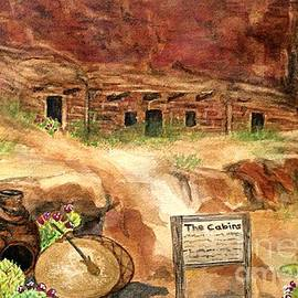 Ellen Levinson - Valley of Fire - The Cabins