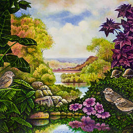 Michael Frank - Valley of the Sparrows