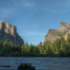Steve Gadomski - Valley View Yosemite N P
