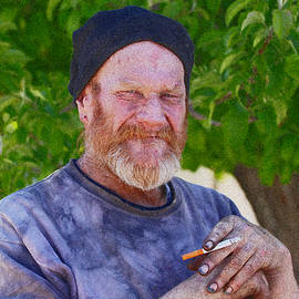 Ross Lewis - Van Gogh in Susanville