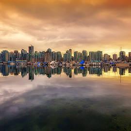 Eti Reid - Vancouver reflections