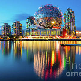 Inge Johnsson - Vancouver Science World
