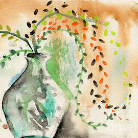 Genevieve Esson - Vase With Willows