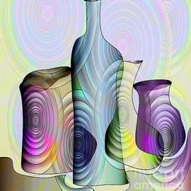 Iris Gelbart - Vases 10