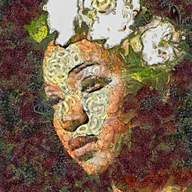 Shannon Story - Veggie Portrait - Caribbean Beauty