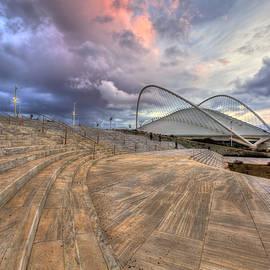 Milan Gonda - Velodrome stadium in OACA