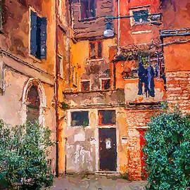 Patrizia Fazzari - Venetian Ghetto