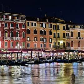Frozen in Time Fine Art Photography - Venice Aglow