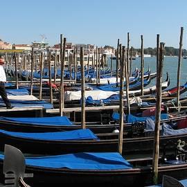 Lin Grosvenor - Venice Cab Stand