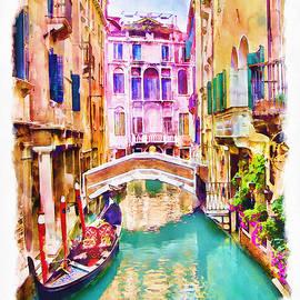 Marian Voicu - Venice Canal 2