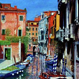 Venice Canal, Dorsoduro - Anthony Butera