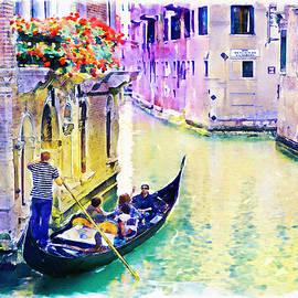 Marian Voicu - Venice Canal