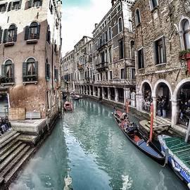 Andrea Brigandi - Venice in Wonderland