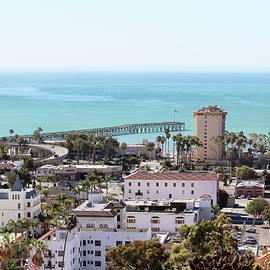 Art Block Collections - Ventura Coastal View