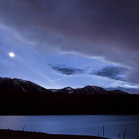 Cat Connor - Venus over Grant Lake