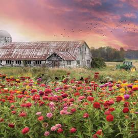 Lori Deiter - Vermont Blossoms