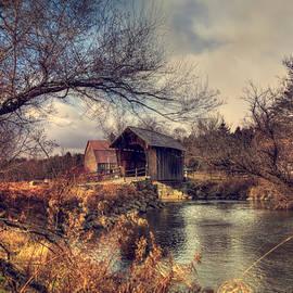 Joann Vitali - Vermont Covered Bridge - Martin Bridge