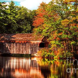 Tina LeCour - Vermont Covered Bridge