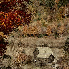 Jeff Folger - Vermont Farm nestled in Valley