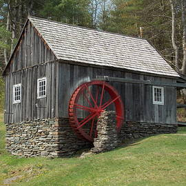 Catherine Gagne - Vermont Grist Mill