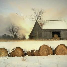 Lori Deiter - Vermont Hay Barn