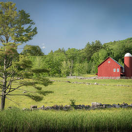 Alan Brown - Vermont Red Barn