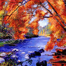 David Lloyd Glover - Vermont River