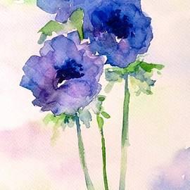Lidia Essen - Vernal blue