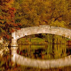 Geraldine Scull   - Verona Park Bridge Verona New Jersey