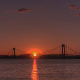 Mike Deutsch - Verrazano Sunset