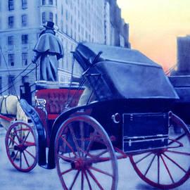 David Zimmerman - Verso Your Carriage Awaits