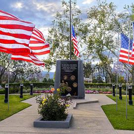 Brian Tada - Veterans Monument Camarillo California USA