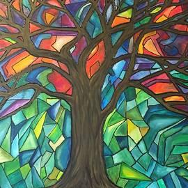 Susan Peters - Vibrant Grove